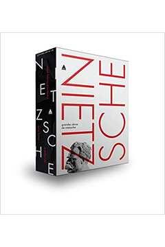 Caixa Grandes Obras de Nietzsche ( 03 Volumes)