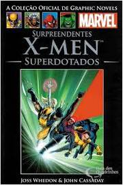 Surpreendentes X- Men Superdotados Graphic Novels Marvel 36