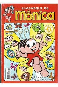 Almanaque da Mônica