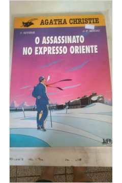 O Assassinato no Expresso do Oriente - Gibi