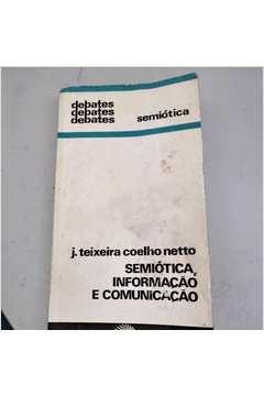 Semiótica Informação e Comunicação