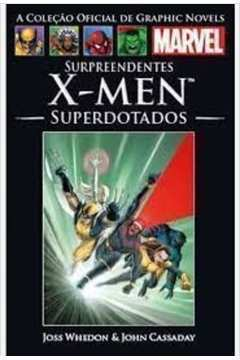 X Men Superdotados - Nº 36