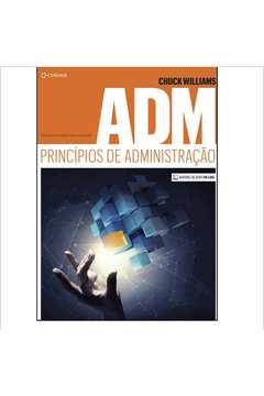 Adm: Princípios de Administração