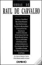 Obras de Raul de Carvalho