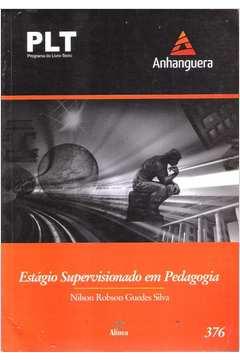 Estágio Supervisionado Em Pedagogia - Plt 376