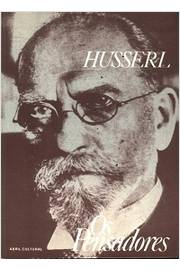 Os Pensadores de Husserl pela Abril Cultural (1980)