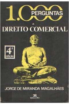 1000 Perguntas Direito Comercial