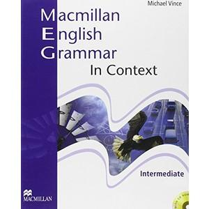 Macmillan English Grammar in Context Intermediate - Com Cd