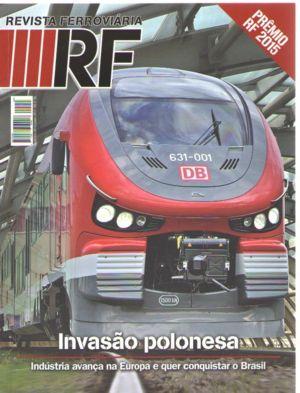 Revista Ferroviária  Ano 75 - Dezembro 2014   Jan. 2015 14a2547d81