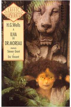 A Ilha do Dr. Moreau (classics Illustrated)