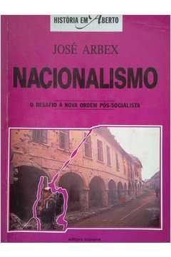 Nacionalismo o Desafio a Nova Ordem Pós-socialista