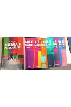 Cinema e Psicanalise - Box 6 Volumes - 2ª Edição