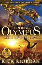 Heroes of Olympus - the Lost Hero.