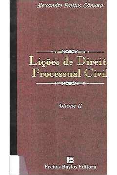 Lições de Direito Processual Civil Vol. 2