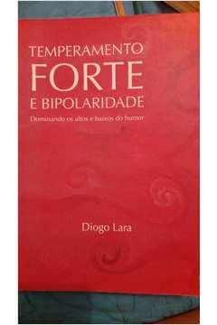 livro temperamento forte e bipolaridade