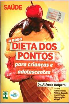 livro a nova dieta dos pontos alfredo halpern