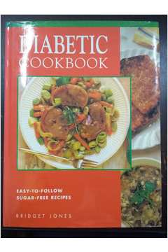 Diabetic Cookbook Easy-to-follow Sugar-free Recipes