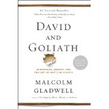 David and Goliath-underdogs, Misfits, and the of Battling Giants