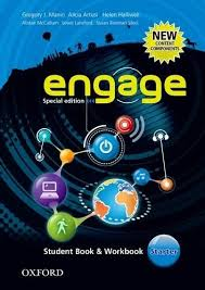 Engage Student Book e Workbook - Starter