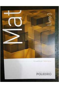 Pré-vestibular Matemática Livro 3