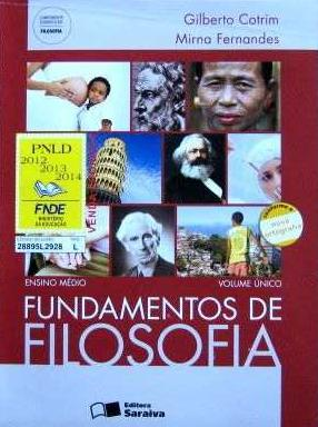Fundamentos de Filosofia -volume Unico
