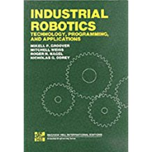 Livros de mikell p groover estante virtual industrial robotics technology programming and applications fandeluxe Choice Image
