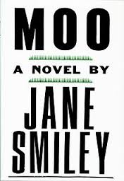 Moo - a Novel By