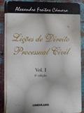 Lições de Direito Processual Civil Volume 1