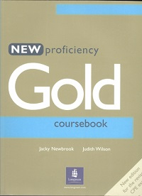 New Proficiency Gold Coursebook