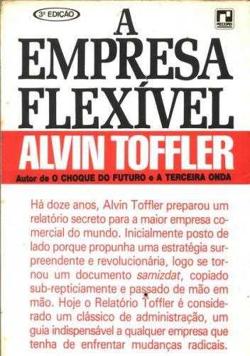 ALVIN TOFFLER TERCEIRA LIVRO PDF ONDA BAIXAR A