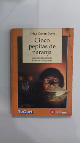 Cinco Pepitas de Naranja