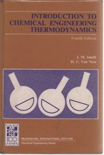 Introduction to Chemical Engineering Thermodynamics - 3 Edicao
