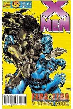 X-men Nº 116 1º Série / Abril