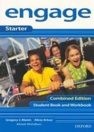 Engage Starter Student Book e Workbook