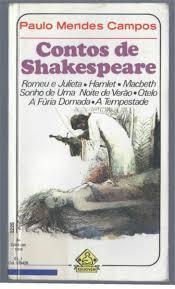 Contos de Shakespeare de Paulo Mendes Campos pela Edijovem (1996)