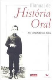 Manual de História Oral