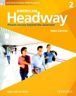 American Headway Student Book 2