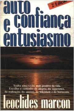 Auto Confiança e Entusiasmo
