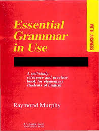 Essential Grammar in Use? a Self-study Reference and Practice Book For