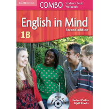 English in Mind 1b Combo - Student's Book - Workbook sem Cd