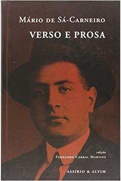 Verso e Prosa