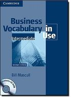 Business Vocabulary in Use: Intermediate With Answers and Cd-rom