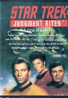 Star Trek - Judgment Rites Manual do Jogo