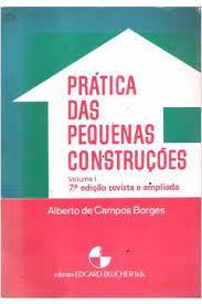 Prática das Pequenas Construções - Vol. 2