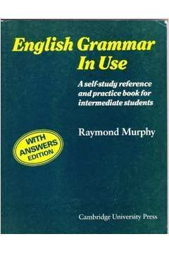 Busca raymond murphy english grammar in use estante virtual english grammar in use with answers verde fandeluxe Image collections