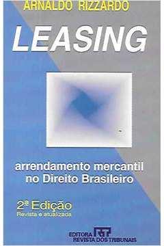 Leasing - Arrendamento Mercantil no Direito Brasileiro