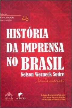 História da Imprensa no Brasil