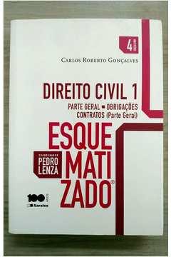 Direito Civil 1 - Esquematizado