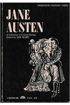 Jane Austen: a Collection of Critical Essays