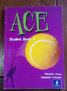 Ace Student Book 4